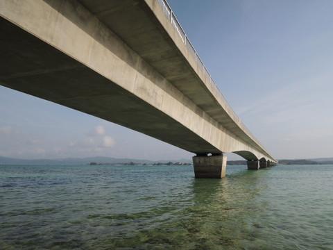 古宇利島(古宇利大橋)