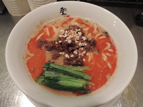 濃厚担々麺(太麺)並(880円)