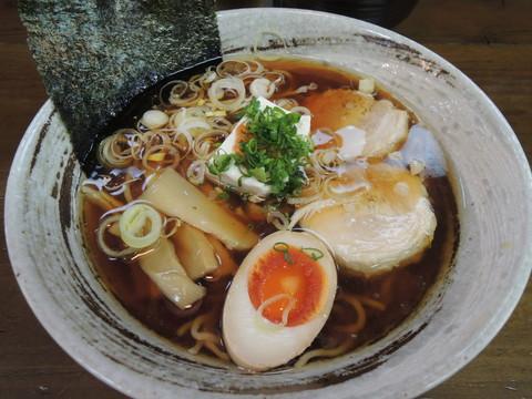 冷やしポン酢らぁめん(900円)