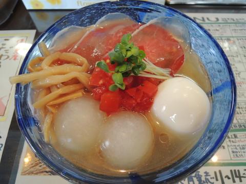 特製冷やし塩らぁ麺(1030円)