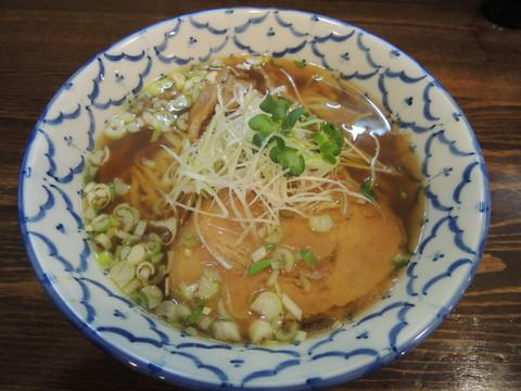 地頭鶏ラーメン(750円)