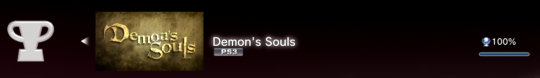 Demon's トロコン2