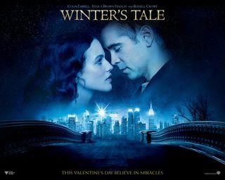 映画『ニューヨーク 冬物語』のイメージ。現在公開中です。