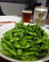 夏は枝豆とビール!