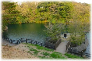 丸顔池 (静岡県牧之原市)