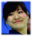吉田知那美 笑顔