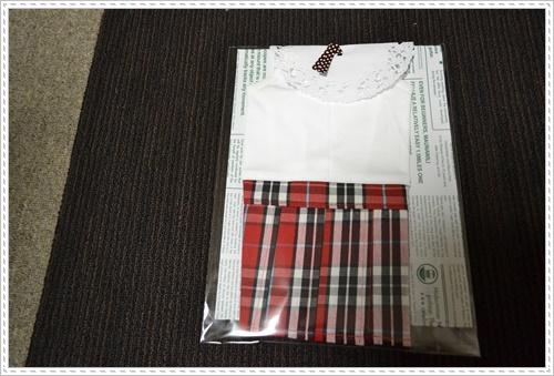チェックのスカートDSC_0183
