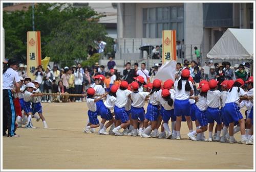 運動会DSC_0210-20140525