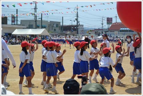 運動会DSC_0220-20140525