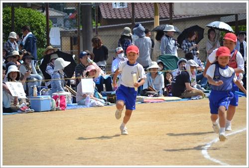 運動会DSC_0231-20140525