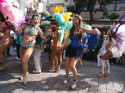 サンバパレード2014-2