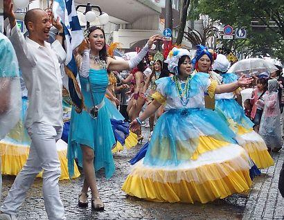サンバパレード2014-6