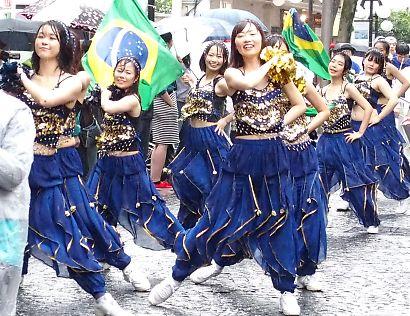 サンバパレード2014-7