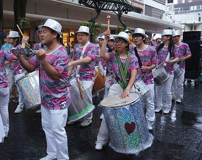 サンバパレード2014-12