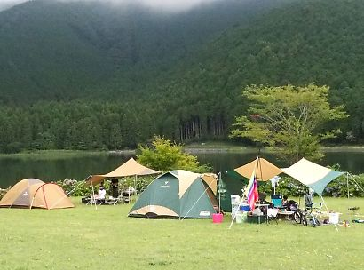 夏の田貫湖-3