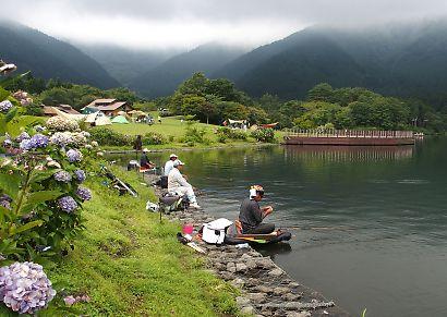 夏の田貫湖-4