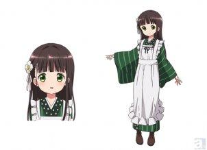 千夜ちゃんは姫カットで見た目通りの大和撫子な性格をしています。 面倒見が良いけれど、早とちりなところがあります。。 ただ、そういうとこも可愛いんですよ(*^。^*)