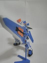 s-HG ガンダムアストレイブルーフレームセカンドL9