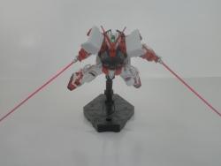 HGガンダムアストレイレッドフレームフライトユニット装備8