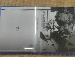 PS4 MGSⅤ メタルギアソリッド5 グラウンド・ゼロズ3