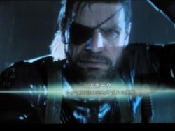 PS4 MGSⅤ メタルギアソリッド5 グラウンド・ゼロズ6