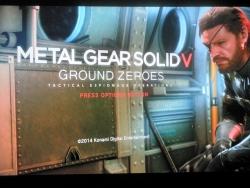 PS4 MGSⅤ メタルギアソリッド5 グラウンド・ゼロズ4