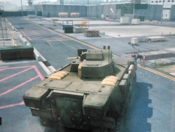 MGSⅤGZ メタルギアソリッド5 グラウンド・ゼロズミッション装甲車