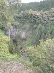 s-和気公園藤まつり 犬飼の滝2014_1