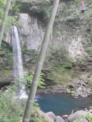 s-和気公園藤まつり 犬飼の滝2014_7