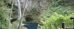 s-和気公園藤まつり 犬飼の滝2014_9