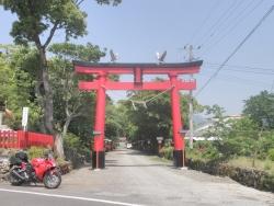 北薩ツーリング 神社 御朱印6