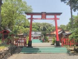 北薩ツーリング 神社 御朱印7
