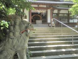 s-薩摩川内市 藤川天神・菅原神社御朱印 7
