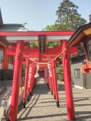 s-出水市 日本一の大鈴 箱崎八幡神社 御朱印 6