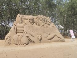 吹上浜砂の祭典2014 セカンドステージ_5