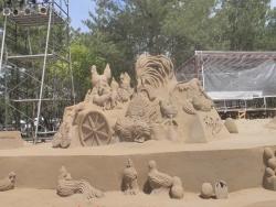 吹上浜砂の祭典2014 セカンドステージ_10