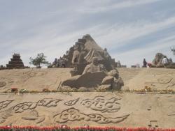 吹上浜砂の祭典2014 セカンドステージ_8