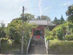 s-南方神社 御朱印 枕崎市3