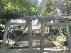 s-南方神社 御朱印 枕崎市2