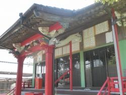 s-南方神社 御朱印 枕崎市5