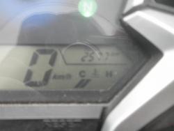 九州一周バイk旅CBR250R 1日目1