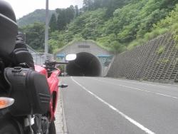 九州一周バイk旅CBR250R 1日目3