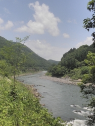 九州一周バイk旅CBR250R 1日目8