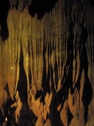 九州一周バイk旅CBR250R 1日目12球泉洞