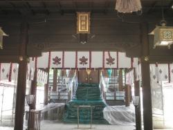 s-九州一周バイk旅CBR250R 2日目23橘神社4