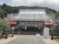 s-九州一周バイk旅CBR250R 2日目22橘神社3