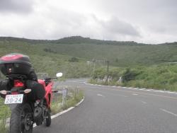s-CBR250R九州一周ツーリングの旅6日目3