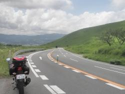 CBR250R九州一周ツーリングの旅7日目18