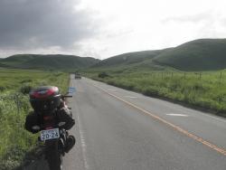 CBR250R九州一周ツーリングの旅7日目28