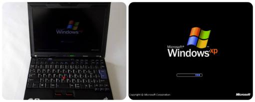 s-440-XPパソコン